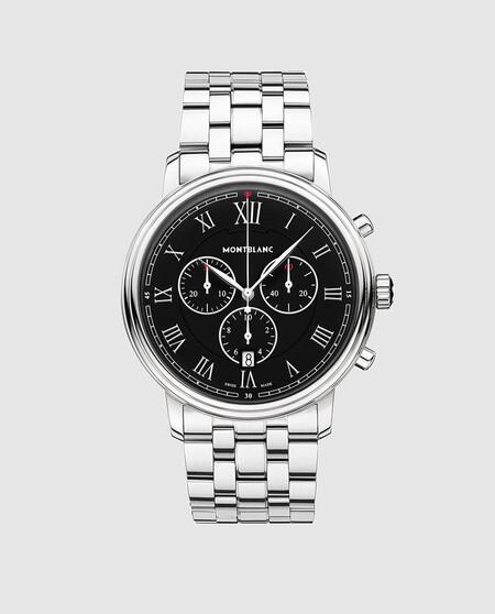 Reloj Montblanc Plateado Hombre