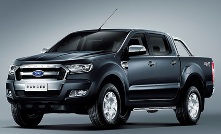 Show picture of new ford ranger