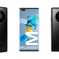 Huawei Mate 40 Pro vs Samsung Galaxy Note 20 Ultra vs OnePlus 8 Pro y más, comparativa: así queda el nuevo gama alta