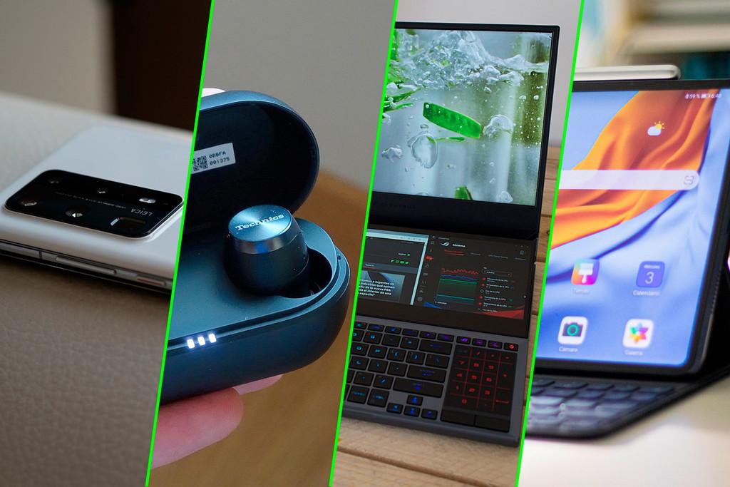 Los 29 descomposición de junio de Xataka: 12 móviles, relojes inteligentes, monitores 'gaming' y todas nuestras reviews con sus notas