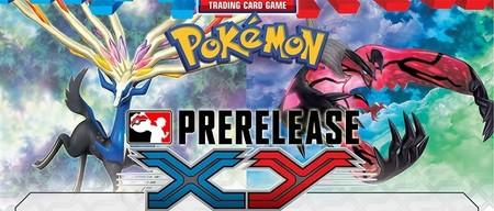 Pre-lanzamientos de la nueva expansión de Pokémon TCG: XY