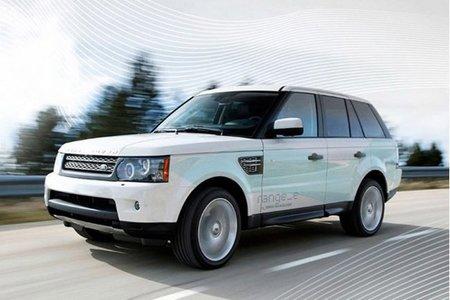 Pillado el nuevo Range Rover híbrido