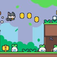 Ameniza la espera antes de Super Mario Run con Super Cat Bros, la versión felina del mítico juego de plataformas