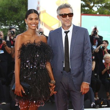 Con Vincent Cassel, la elegancia llega al Festival de Cine de Venecia 2019