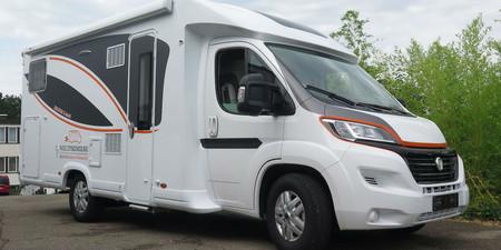 Esta autocaravana eléctrica se llama Iridium E Mobil, anuncia 400 kilómetros de autonomía y llegará en 2020