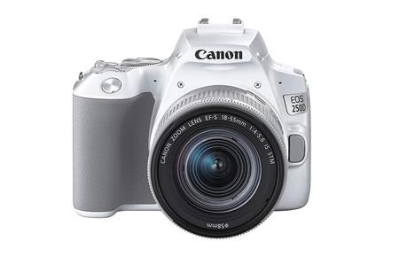 Canon Eos 250d White