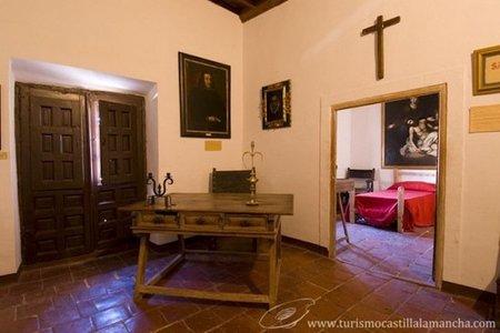Quevedo en el Convento de Santo Domingo (Villanueva de los Infantes)