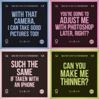 15 cosas que no hay que decirle nunca a un fotógrafo