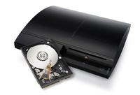 Sony plantea el disco duro externo para PS3