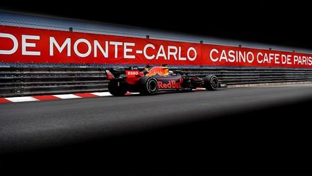 Verstappen Monaco Formula 1 2019