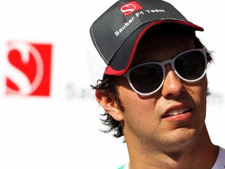 En Inglaterra colocan a Sergio Perez en McLaren