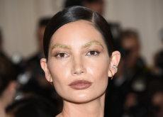 Las cejas y los labios cobran protagonismo en la Gala del MET 2016