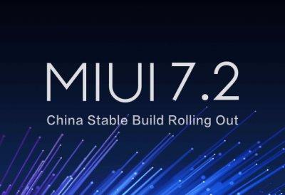 5 novedades de MIUI 7.2, que saldrá pronto de China