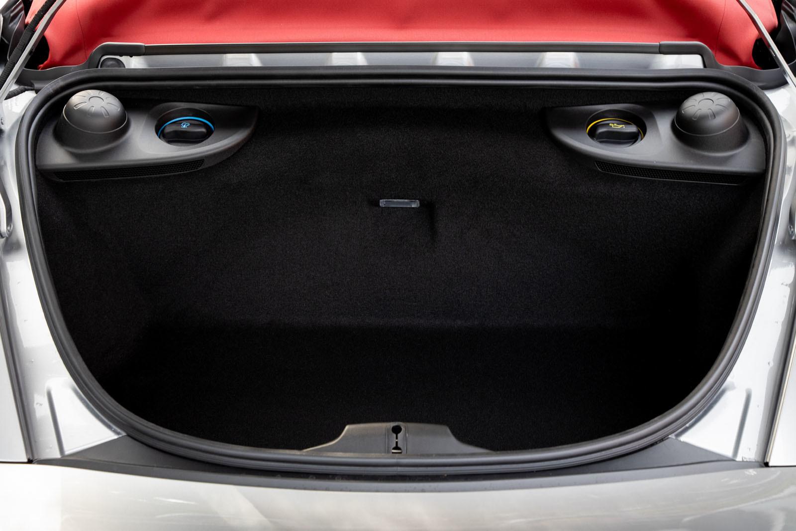 Foto de Porsche 718 Spyder (prueba contacto) (190/296)