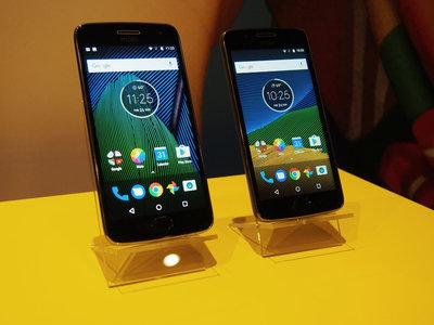 Moto G5 y Moto G5 Plus, primeras impresiones:  reinar en la gama media es cada vez más complicado