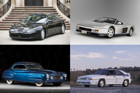 Bugatti EB112 y otras rarezas que Artcurial saca a subasta