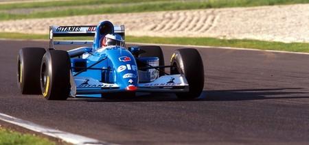 Michael Schumacher Ligier F1 1994