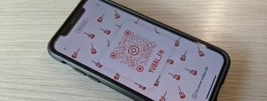 Cómo compartir tu perfil de Instagram por código QR