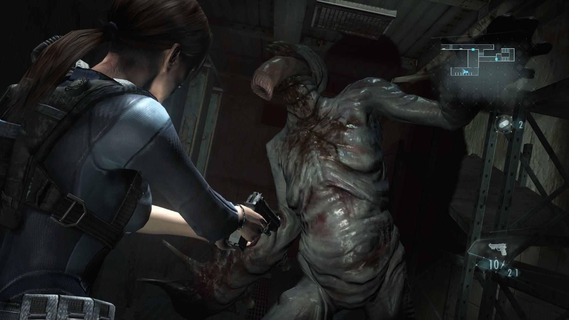 Foto de Resident Evil Revelations (14/18)