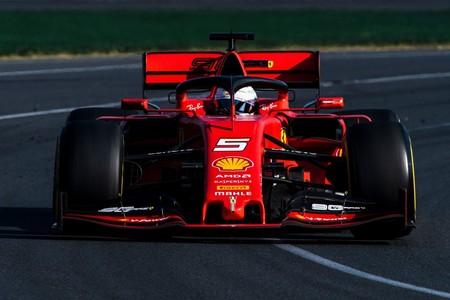 Vettel Canada F1 2019