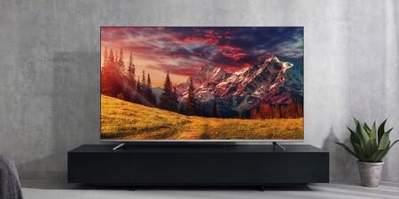 """El chollo de euros por pulgadas de Media Markt es esta smart TV 4K de TCL de 55"""" con Android TV y Chromecast por 369 euros"""
