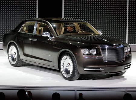 Chrysler Imperial Concept 2006 1600 0f