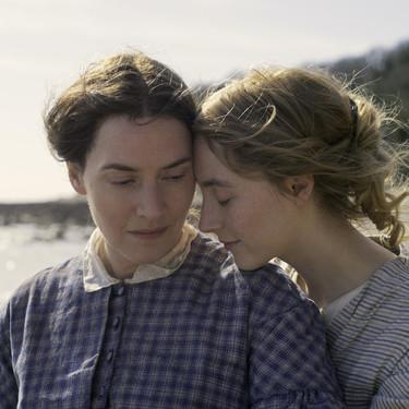 El tráiler de 'Ammonite' en la que Saoirse Ronan y Kate Winslet se enamoran en la gran pantalla nos deja con ganas de más