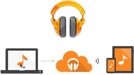 Google Play Music para Chrome permite subir música desde el navegador y añade un mini reproductor