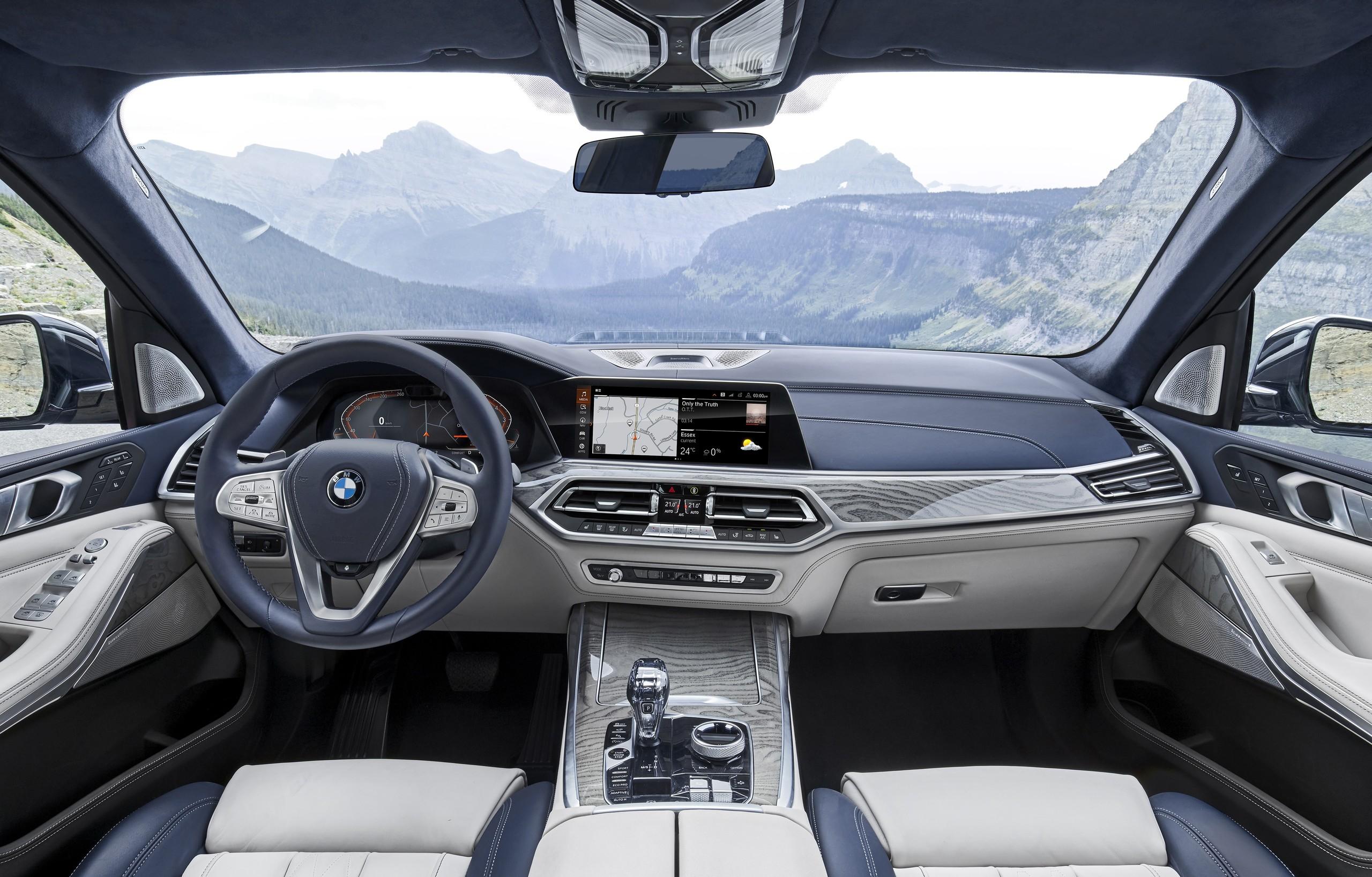 Foto de BMW X7 (7/13)