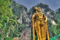Cinco cosas gratis que hacer en Kuala Lumpur