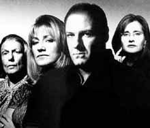 """""""Los Soprano"""": Una familia como cualquier otra"""