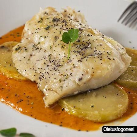 recetas de bacalao para Año Nuevo