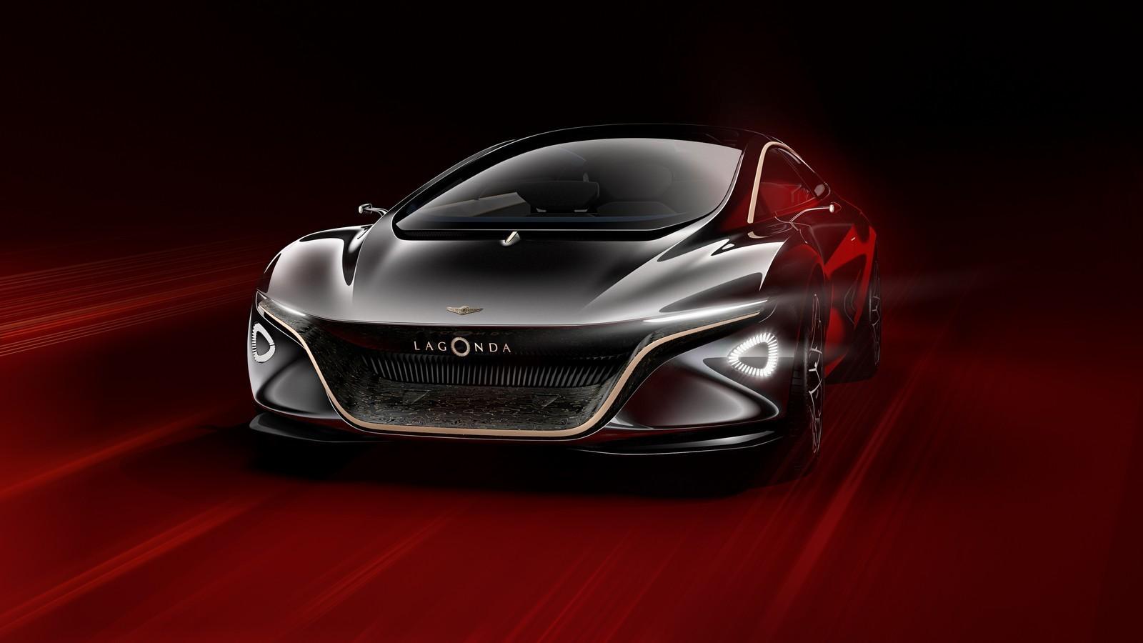 Foto de Lagonda Vision Concept (9/23)