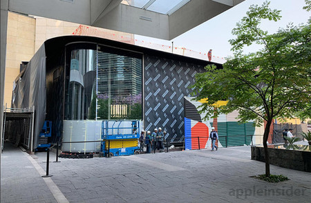 Apple Store Polanco Cdmx 1