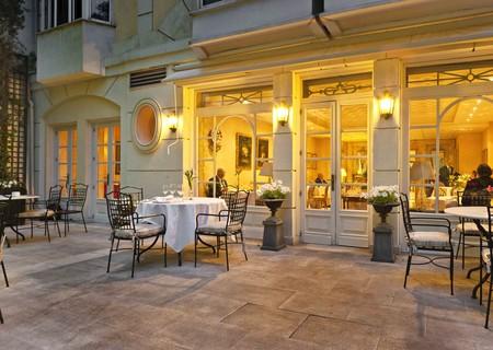 Restaurante El jardin de Orfila