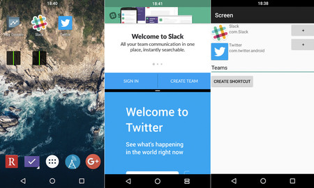 Screens, la app que te permite entrar al modo pantalla dividida con aplicaciones preseleccionadas