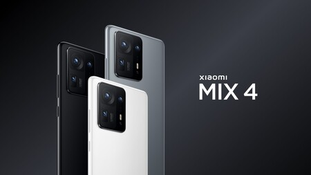 Xiaomi MIX 4: la bestia con cámara bajo pantalla y carga de infarto