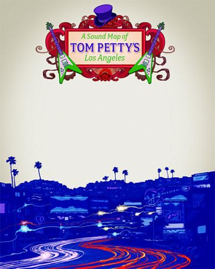 La ruta de Tom Petty en Los Angeles