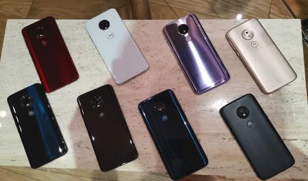 Familia Moto G7, primeras impresiones: la famosa gama media se parte en cuatro tanto en especificaciones, diseño y precio