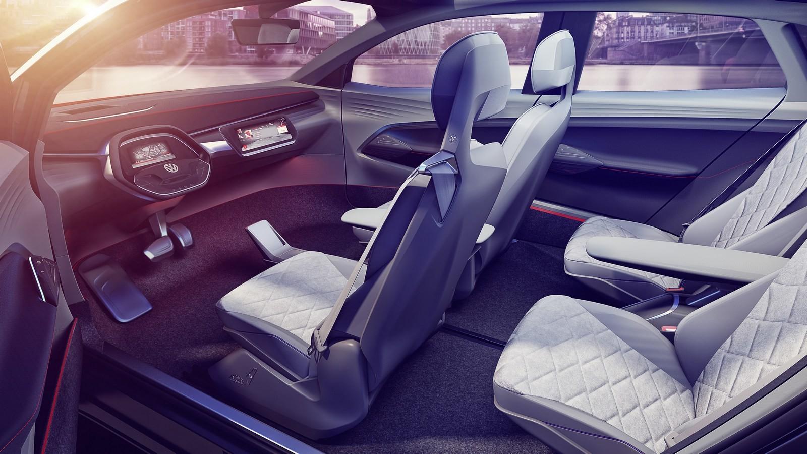 Foto de Volkswagen I.D. Crozz Concept II (7/16)