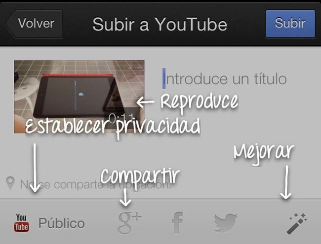 Pantallazo de Youtube Capture