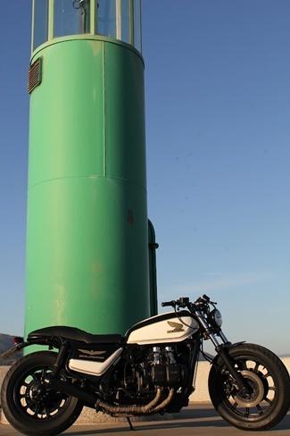 Tarmac Custom Motorcycles, otro taller de esos que tanto nos gustan