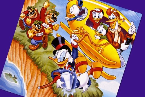 DuckTales, la quintaesencia del plataformeo en 8-bits