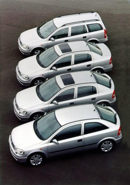 Opel Kadett 1 Al Opel Astra K Zag