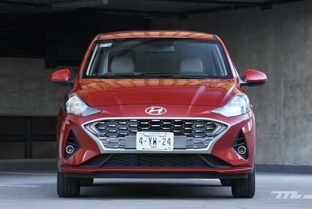 Hyundai Grand I10 Sedan 2021 Opiniones Prueba Mexico 3