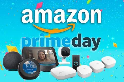 Antes del Prime Day 2021 Amazon te ofrece algunos de sus dispositivos eero, Echo, Ring o Blink a precios rebajados