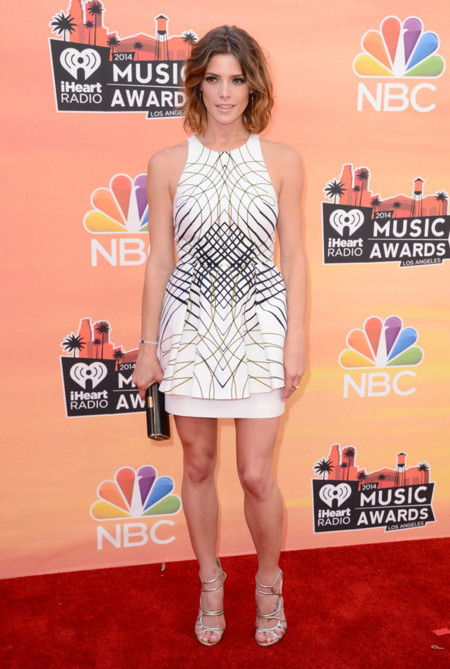 Ashley Greene iHeartRadio 2014
