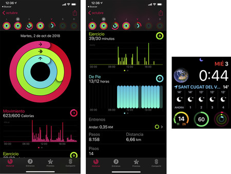 Apple Watch Prueba Bateria