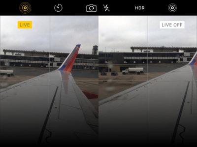 Las fotografías con Live Photo del iPhone 6s salen más oscuras: te explicamos por qué