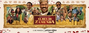 'El rey de Zamunda': la secuela de Eddie Murphy para Amazon palidece ante el original aunque nos deja a un gran Wesley Snipes